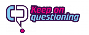 Keep On Questioning Logo